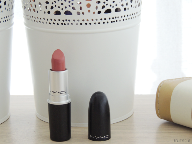 collection rouges a levres mac swatchs swatch cosmo