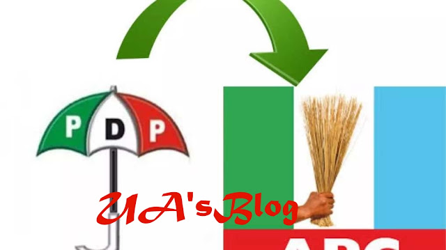 Over 25,000 PDP Members Decamp To APC In Kano State