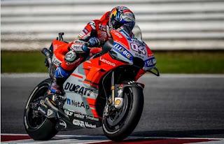 Hasil MotoGP San Marino: Dovizioso, Marquez, Crutchlow. Rossi P7, Lorenzo Crash.
