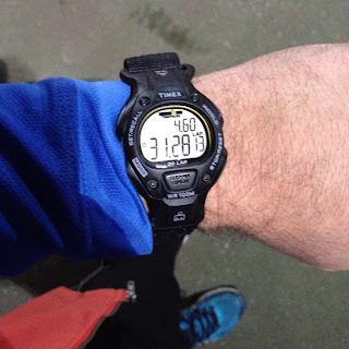 Timex Ironman 30 lap