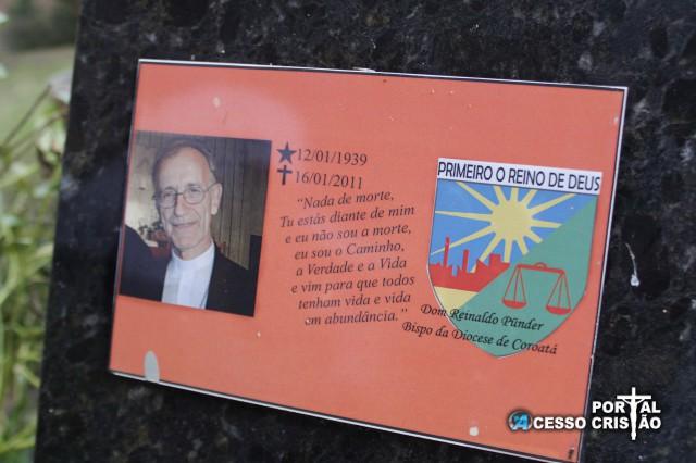 16 de Janeiro, 8º ano de Páscoa de Dom Reinaldo Punder