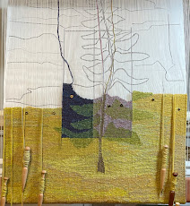 Current Tapestry on the Loom