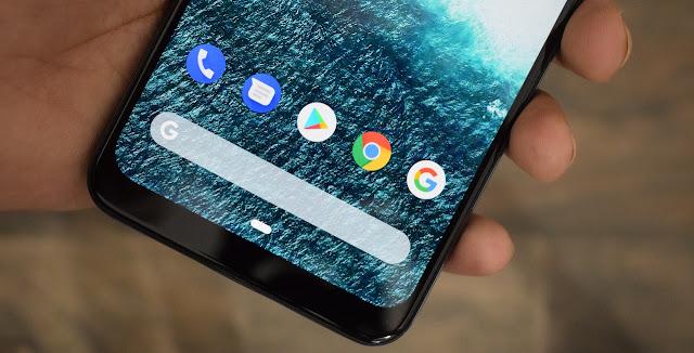 Motorola One Power Android 9.0 Pie Beta - Screenshots
