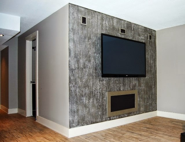 Metallic Paint Ideas for Walls