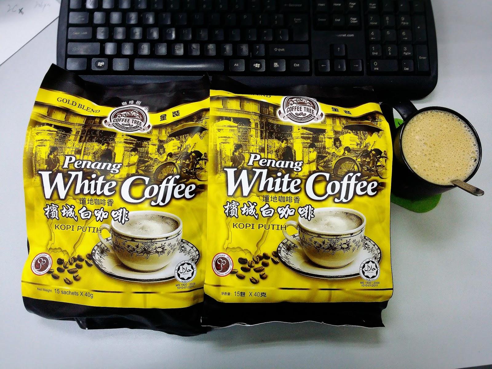 Old Town White Coffee 2 In 1 Creamer 15s X 25g Kopi Oldtown