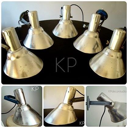 Lámparas y focos vintage estilo industrial. Tienda online de apliques industriales. Lámparas para restaurante y locales comerciales.