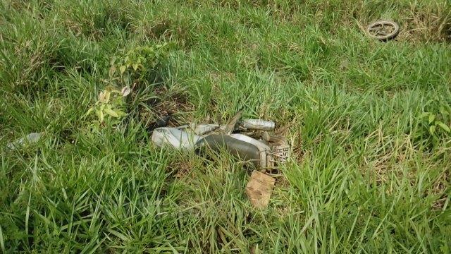 Perna é arrancada de vítima fatal em grave acidente na BR 364, em Rondônia