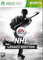 nhl legacy edition| xbox 360