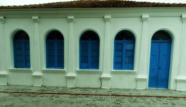 Casa do Dr. Frederico, em Porto Belo