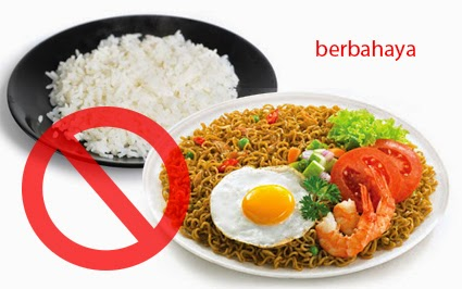 The Dangerous Of Eating Noodles With Rice Healthy Lifestyle Tricks