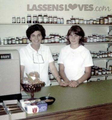 Oda+Lassen, HIlmar+Lassen, Anna+Lassen, Camarillo+Lassens