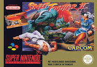 SNES Street Fighter II -  The World Warrior