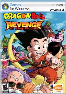 Descargar Dragon Ball Revenge Of King Piccolo para pc español mega y google drive /