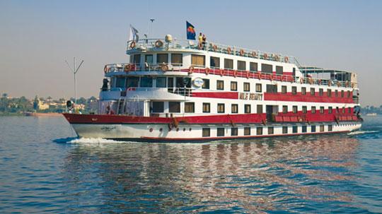 Nile cruise for Nile tours,