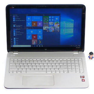 Laptop Gaming HP ENVY M6 AMD FX-7500