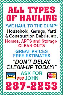 Junk Remover, Debris Hauler, Garbage Disposal, Trash Hauler, Dump