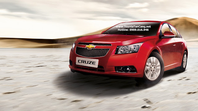 Chevrolet Cruze 2015 có mức giá từ 560 triệu đồng