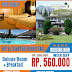 TOUR MEDAN - BAHOROK + TOBA LAKE – BERASTAGI 5DAYS 4NIGHTS