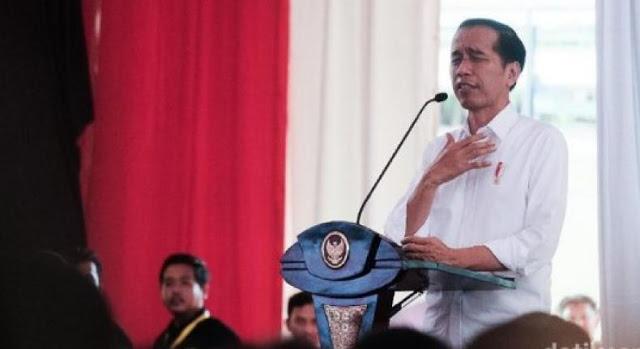 Sudah Salah Ngotot, Elektabilitas Jokowi Semakin Tergerus