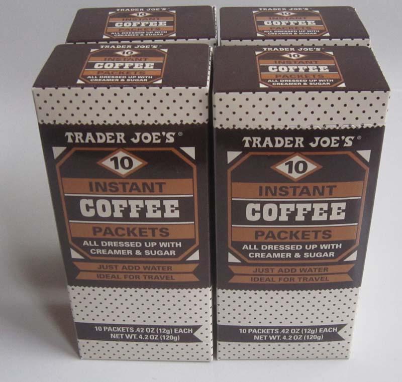7 WONDERS OF THE WEEK: 02.06.2012 Trader Joe's Instant Coffee