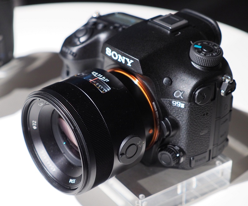 Sony Alpha A99 II Review and Guide