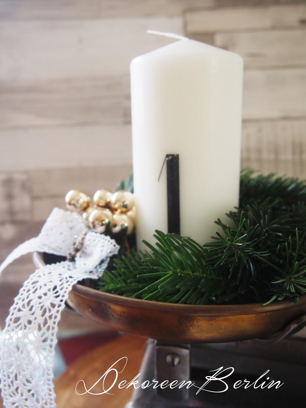 Dekoreenberlin - Wann weihnachtlich dekorieren ...
