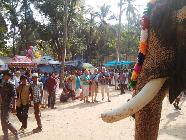 festival hindou thrissur