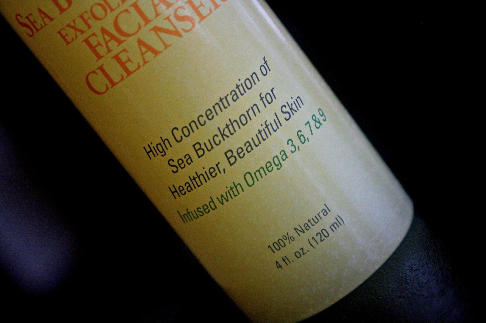 Natural Skin Cleanser For Sensitive Skin