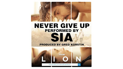 Sia - Never Give Up ( from the Lion #Soundtrack )