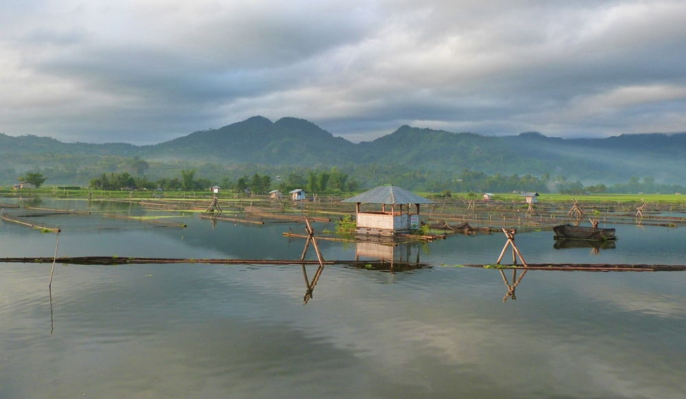 Lake Seloton in Lake Sebu, South Cotabato