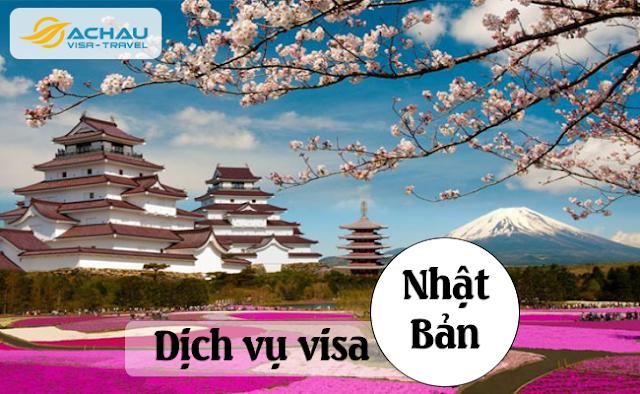 Địa chỉ nộp hồ sơ xin visa Nhật Bản
