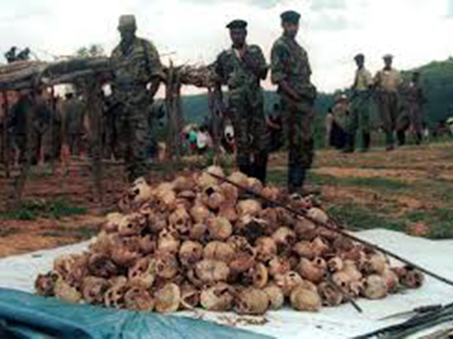 tragedi pembantaian rwanda terhadap susku tutsi dan hutu