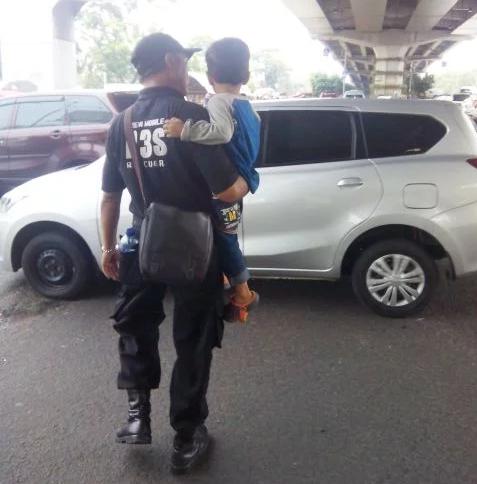 Saat ini petugas P3S telah membawa anak itu ke Panti Sosial Bina Insan Bangun Daya 2, Cipayung, Jakarta Timur