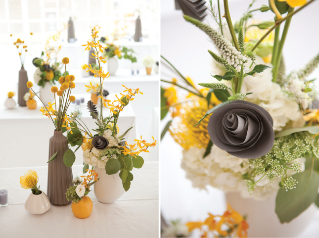 6 Stylish Ways To Incorporate Paper Flowers In A Sophisticated ...