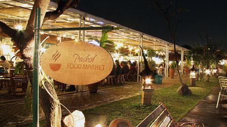 Paskal Food Market - Paket Wisata Bandung