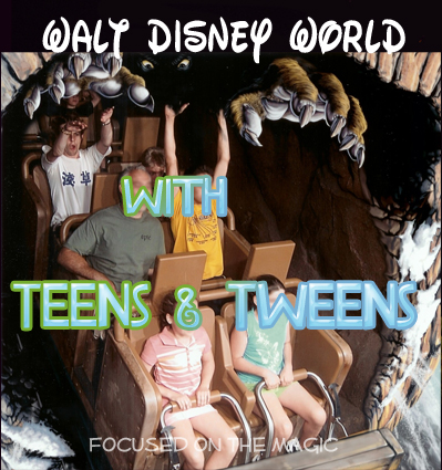 Walt Disney World with Teens and Tweens - Splash Mountain