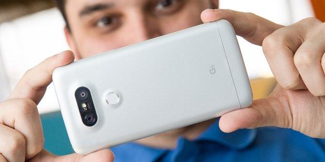 LG G6 - 10 Smartphone Paling Ditunggu Tahun 2017