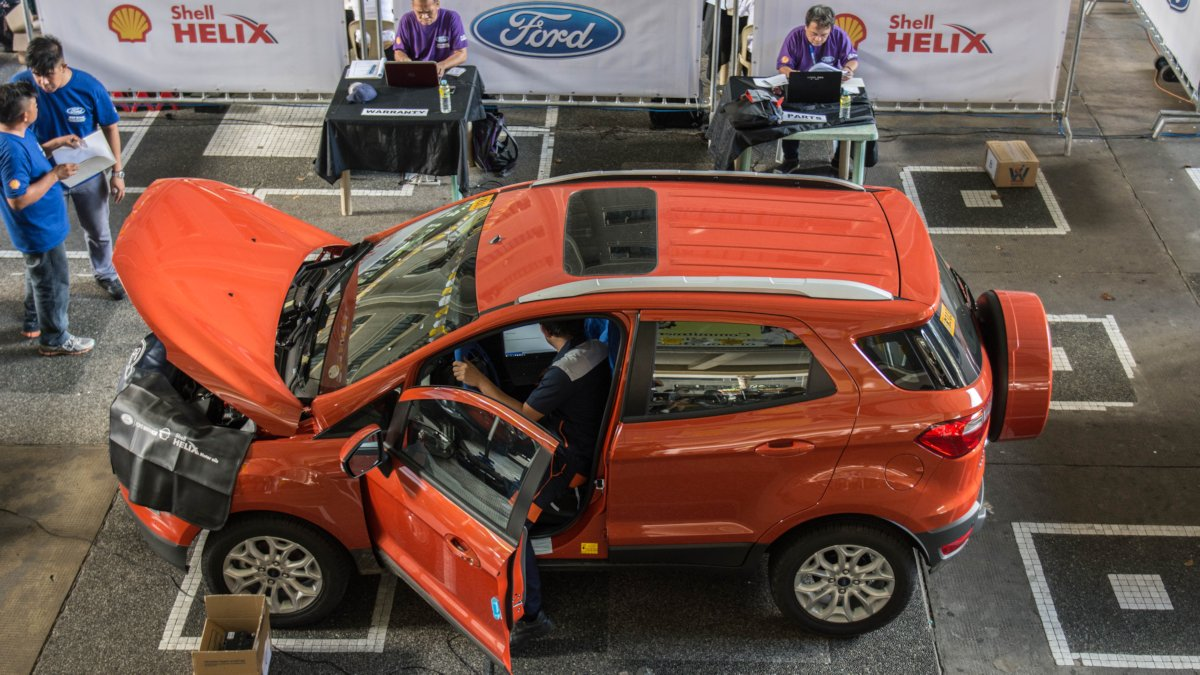 Updated Ford Philippine Reduces Cost