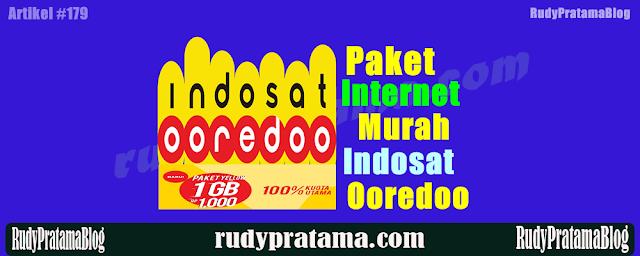 Cara Daftar Internet Murah Indosat