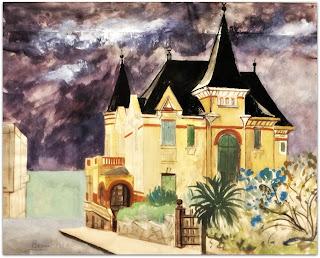Antonio Berni - Cinco Obras sem Título, 1950