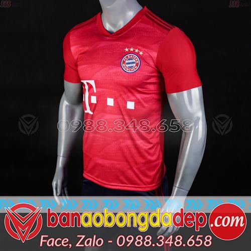 Áo Bayern Đỏ 2019 Training 3