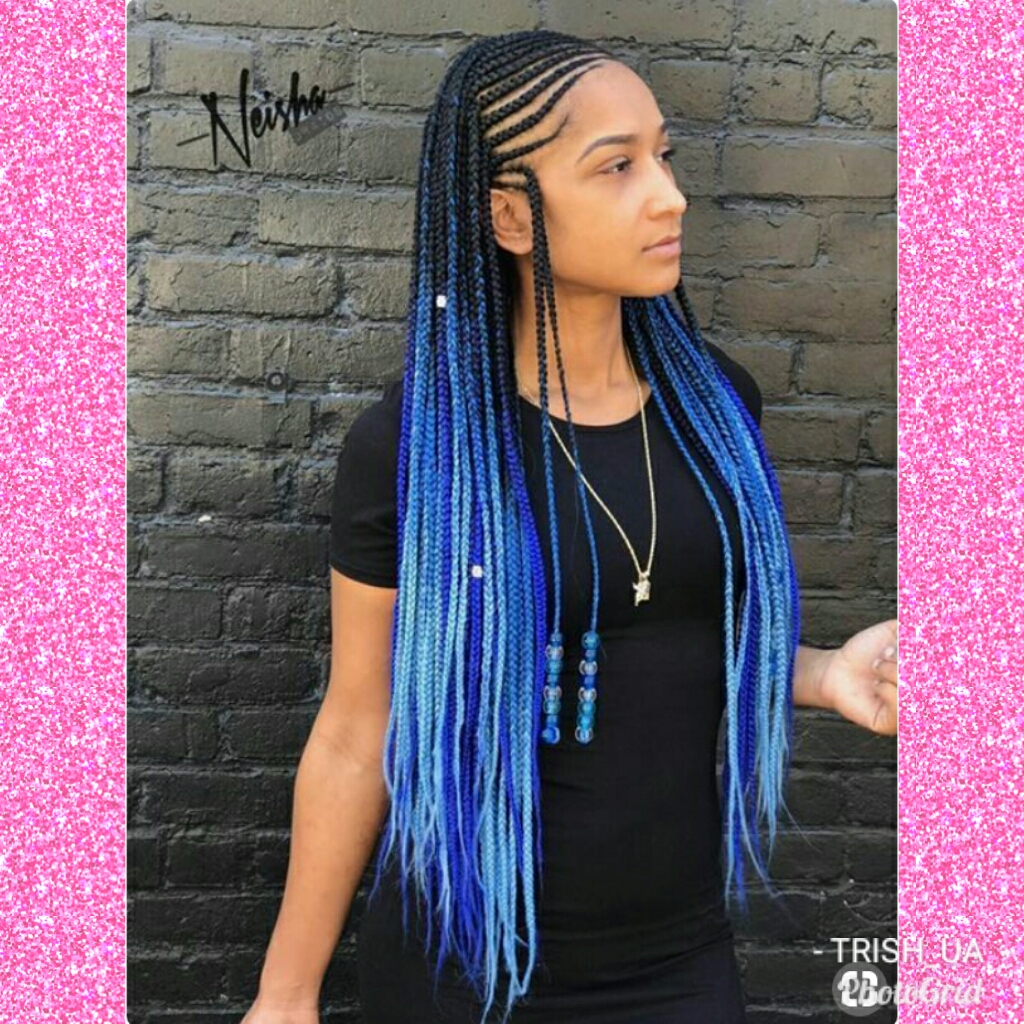Black Girl Fashion 2019: TOP 2019/2020 BEST AND TOP SUMMER HAIRSTYLES, GIANNA