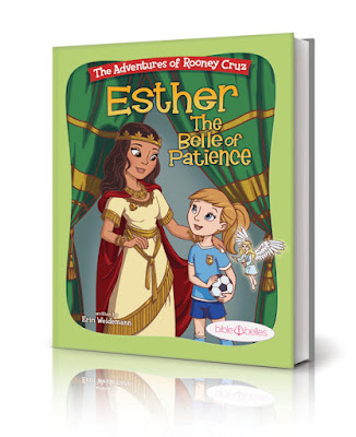 Esther: The Belle of Patience #BibleBelles