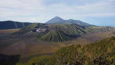 Gunung Tertinggi Jawa Timur Menjadi Tempat Wisata