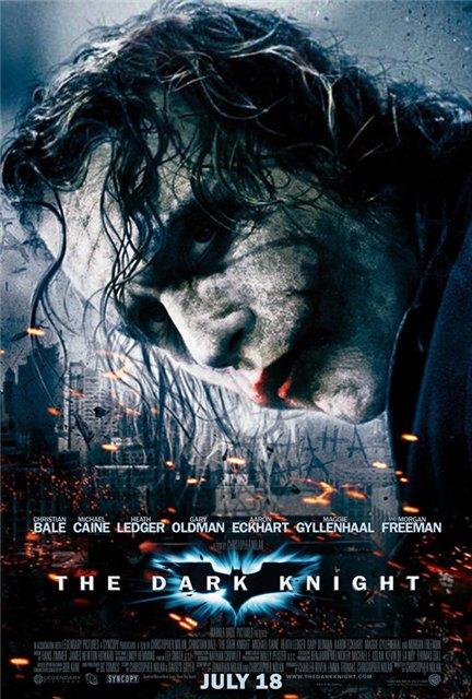 فيلم the dark knight مترجم كامل 2008