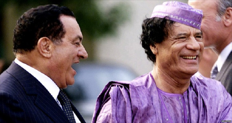 تقرير دولي يكشف لأول مرة ثروة حسني مبارك والقذافي في بريطانيا