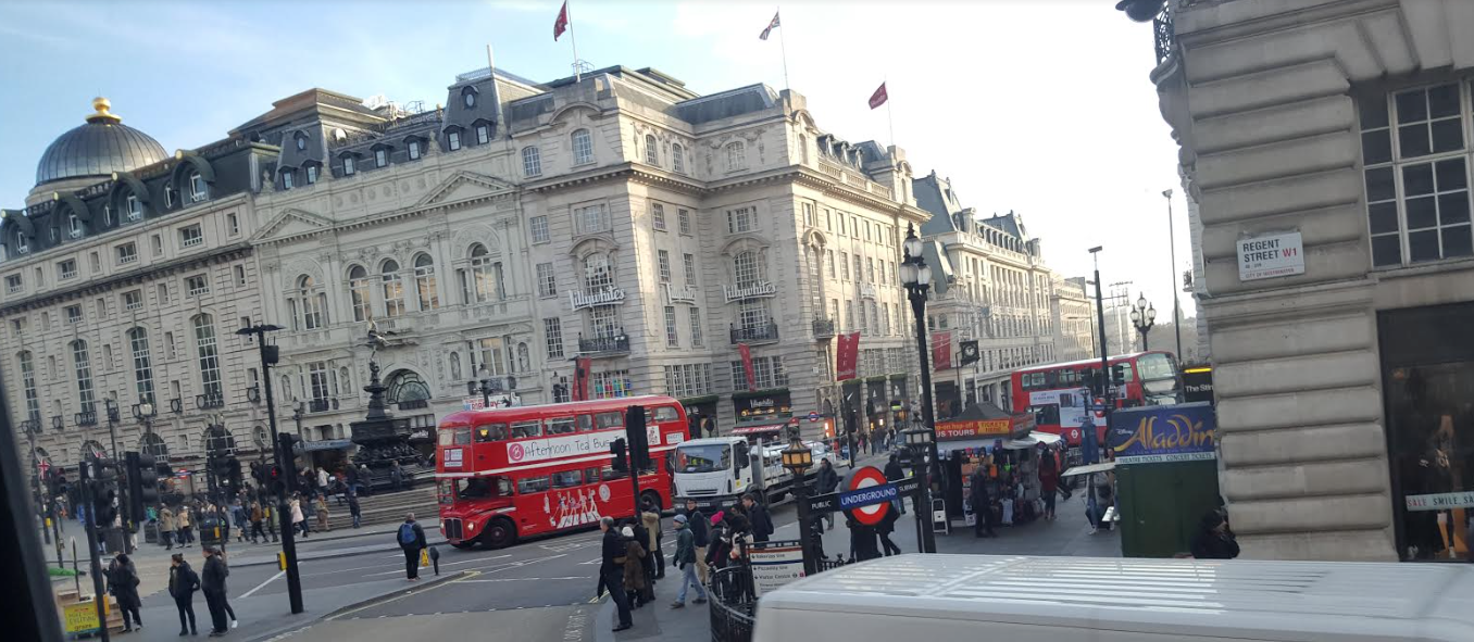 My First Trip to London + budget tips