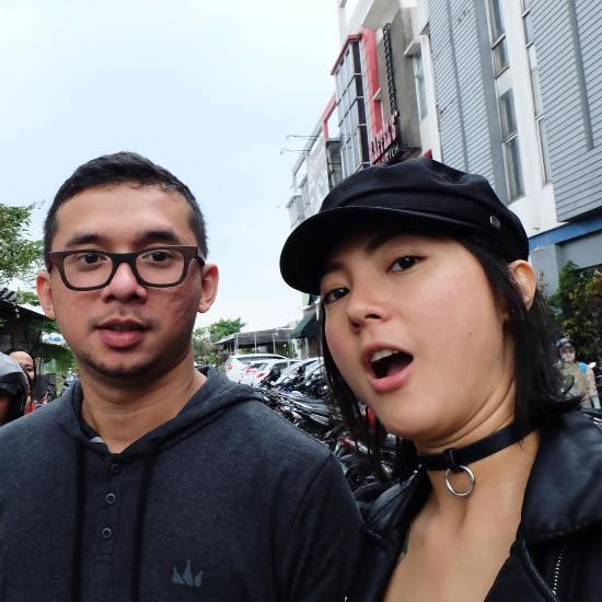 Liberal Kesesatan Atas Nama Agama: Profil Pacar Dan Calon Suami Poppy Sovia (Ahmad Gussaoki