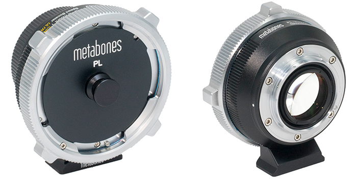 Aдаптер Metabones Speedbooster Ultra 0.71x PL to Sony E