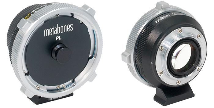 Aдаптер Metabones Speedbooster Ultra 0.71x PL to Sony E